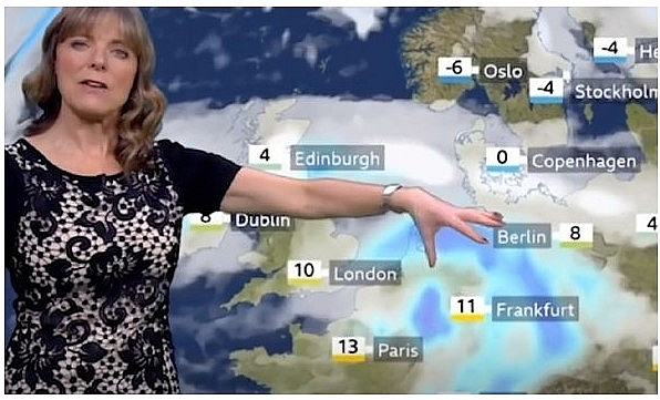 UK and Europe daily weather forecast latest, February 4: Western Europe to bear wet and unsettled conditions over the next few days