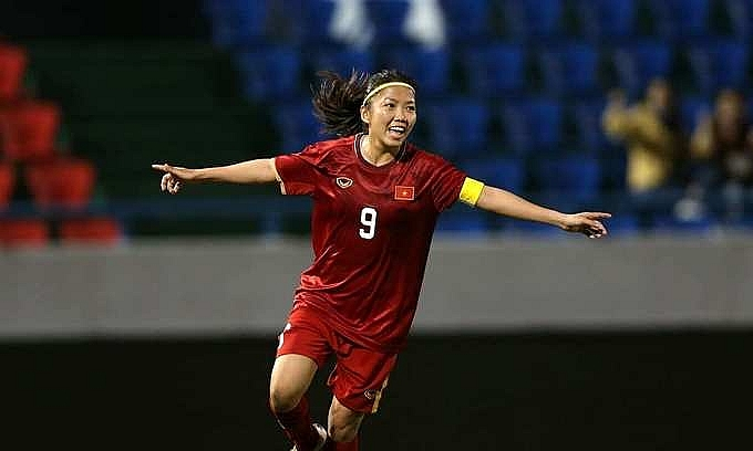 Vietnam women's football team hold a great chance to qualify for world cup