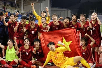 vietnam womens football team hold a great chance to qualify for world cup