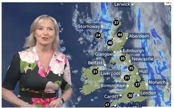 uk and europe daily weather forecast latest february 19 gales and heavy rain to hit as temperatures rise