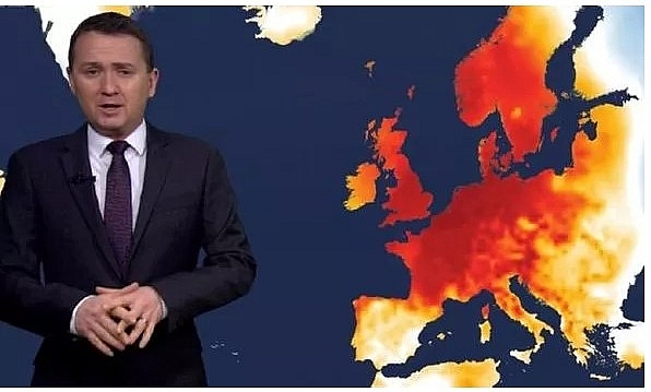 UK and Europe daily weather forecast latest, February 25: Plenty of sunshine with just a few showers in the North West of the UK