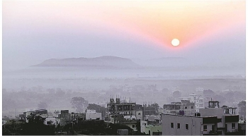 india daily weather forecast latest february 25 warm weather over parts of pune and neighbourhoods