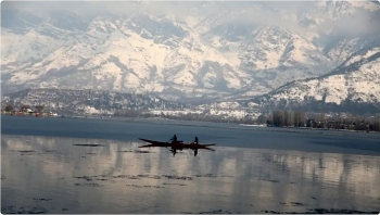 india daily weather forecast latest february 26 widespread snow or rain with thunderstorms over jammu kashmir and ladakh