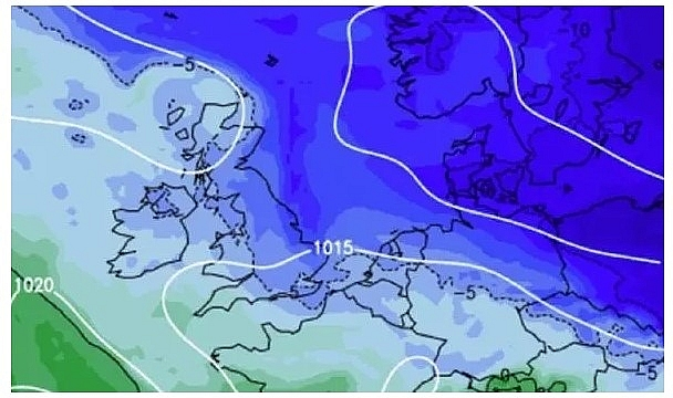 UK and Europe daily weather forecast latest, February 27: Fine and mainly dry day with bright or sunny spells in the UK