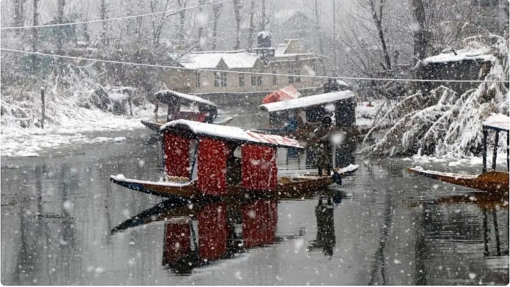 India daily weather forecast latest, March 2: Isolated to fairly widespread snow or rain and thunderstorms over the parts of northeast India