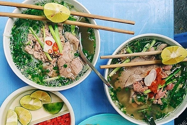 CNN Travel lists Vietnamese pho among world's 20th best soups