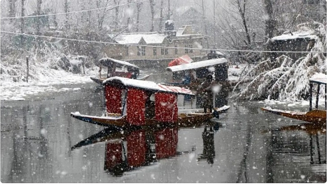 India daily weather forecast latest, March 2: Isolated to fairly-widespread snow or rain and thunderstorms over the parts of northeast India