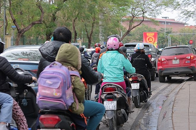 Hanoi's streets be crowded again after a long period of social distancing