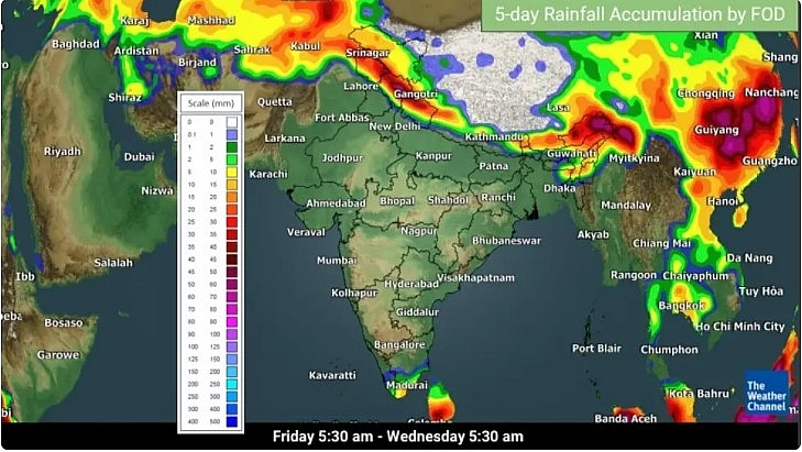 India daily weather forecast latest, March 6: Dry weather to prevail over Kerala and Lakshadweep