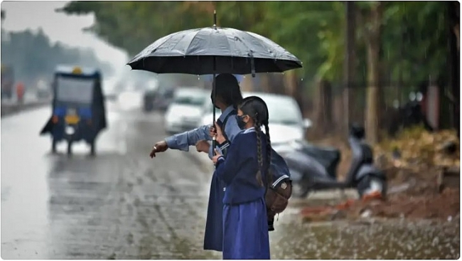India daily weather forecast latest, March 11: Wet spell persists over Northeast India with scattered to widespread showers and thunderstorms