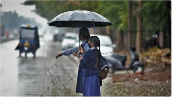 india daily weather forecast latest march 11 wet spell persists over northeast india with scattered to widespread showers and thunderstorms
