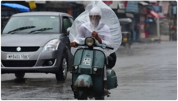 india daily weather forecast latest march 13 scattered rains and thunderstorms over eastern india