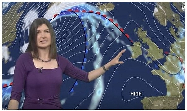 UK and Europe daily weather forecast latest, March 15: Cloud to bubble up over central and eastern parts of the UK with a few showers