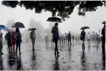 india daily weather forecast latest march 17 scattered rain expected over north west and central india