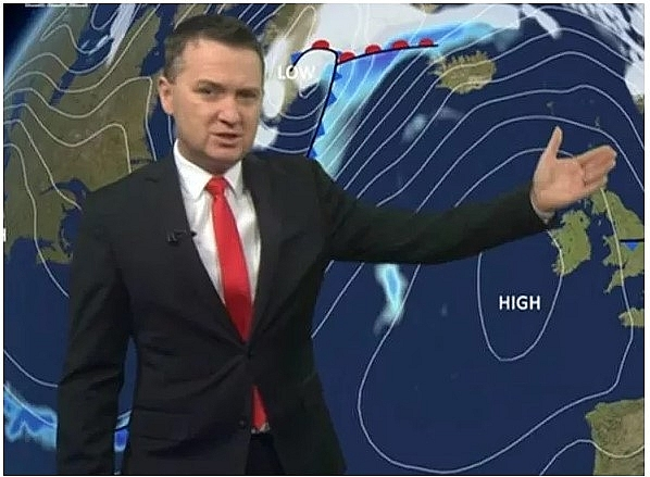 UK and europe daily weather forecast latest, march 23: largely fine with cloudy breezy conditions, rain to move into western scotland, ireland northern ireland