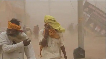 india daily weather forecast latest march 25 dry weather to cover northwestern region after widespread rain and thunderstorms