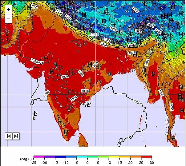 India daily weather forecast latest, March 27: Wet conditions over parts of North India to continue this coming weekend