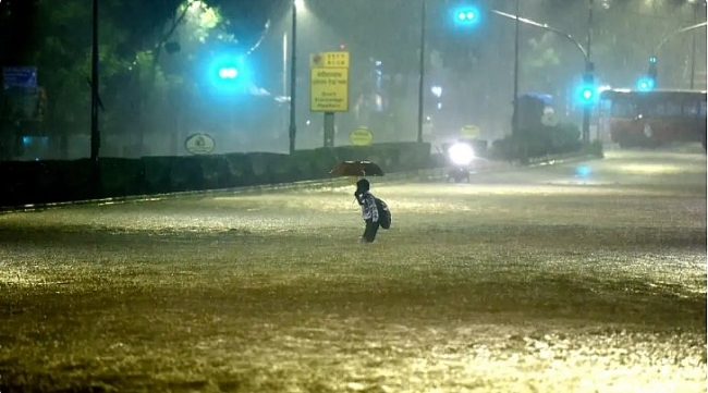 India daily weather forecast latest, April 1: Heavy rainfall to hit Assam, Meghalaya, Andaman & Nicobar Islands