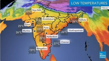 India daily weather forecast latest, April 2: Heatwave to grip many parts of India as maximum temperatures above normal
