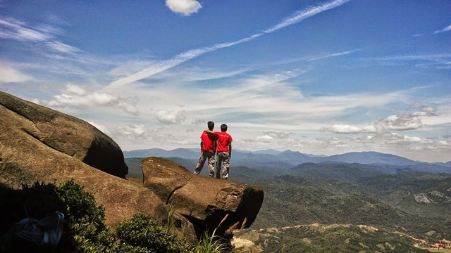 Exploring the beauty of Da Bia Mountain in Phu Yen