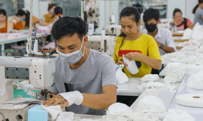 IMF: Vietnam to be fastest-growing ASEAN economy in 2022