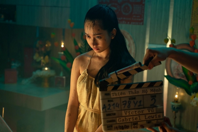 Vietnamese new horror movie hopes to pull of a global scare