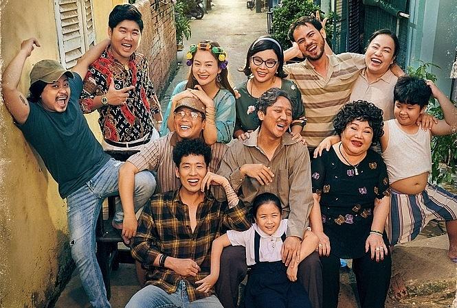 Vietnamese blockbuster hits cinemas abroad
