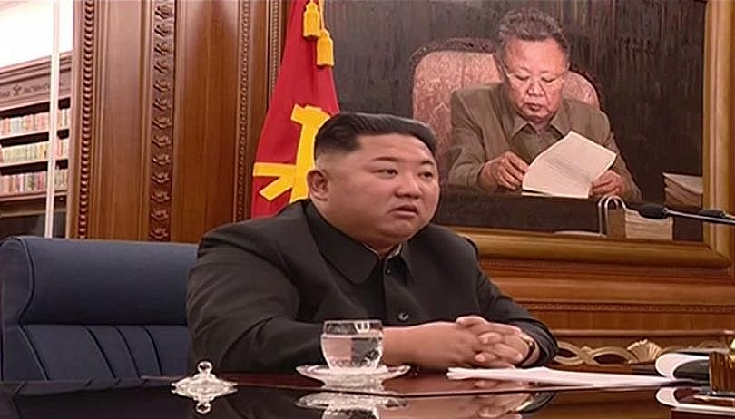 north koreas kim jong un leader vow to further bolster nuclear deterrence