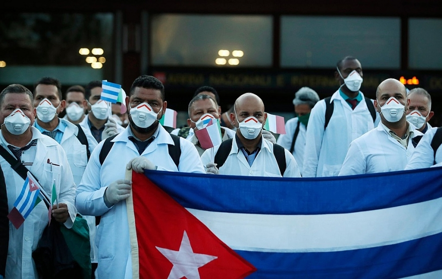 cuba introduces two drugs curbing death toll of coronavirus