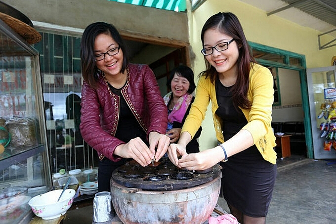 blogger attracts international fans thanks to vietnamese cuisine