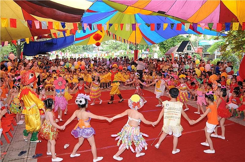 international childrens day in some countries around the world