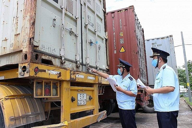 Strict customs inspections to impose on goods amid law violation of smugglers