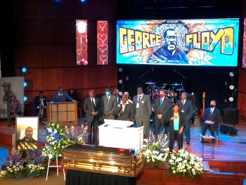 touching stories concerning george floyds death