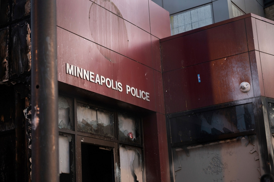 protests in america update minneapolis city council is looking to move funding from police