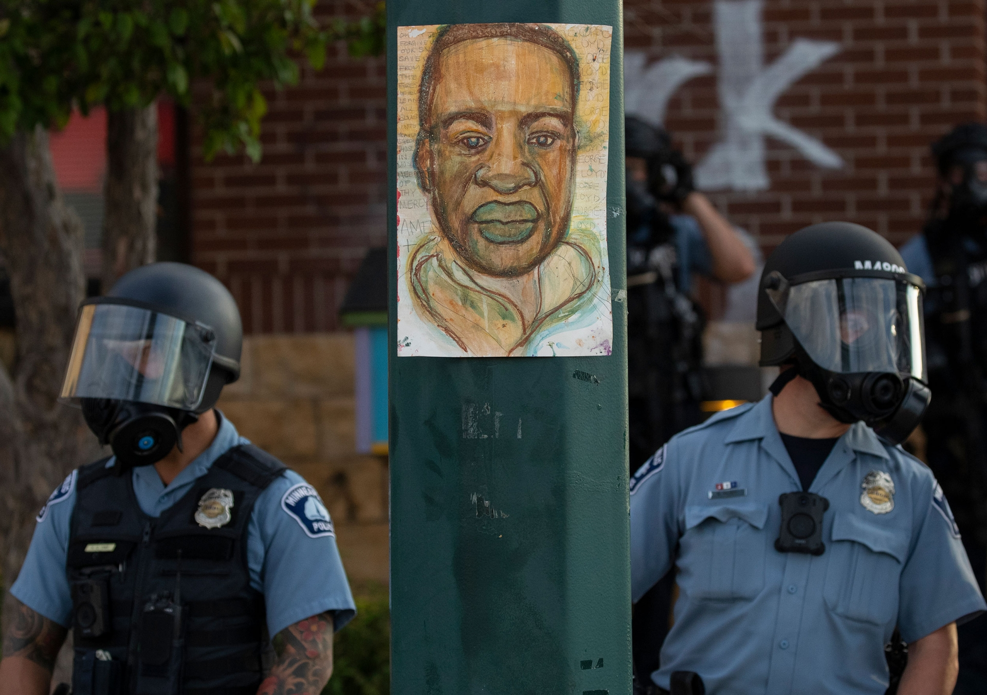 Protests in America update: Minneapolis city council is looking to move funding from police