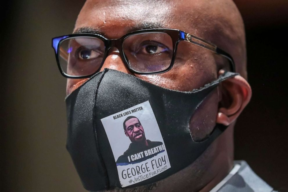 Protests in America update: George Floyd's brother calls on Congress to act over police violence