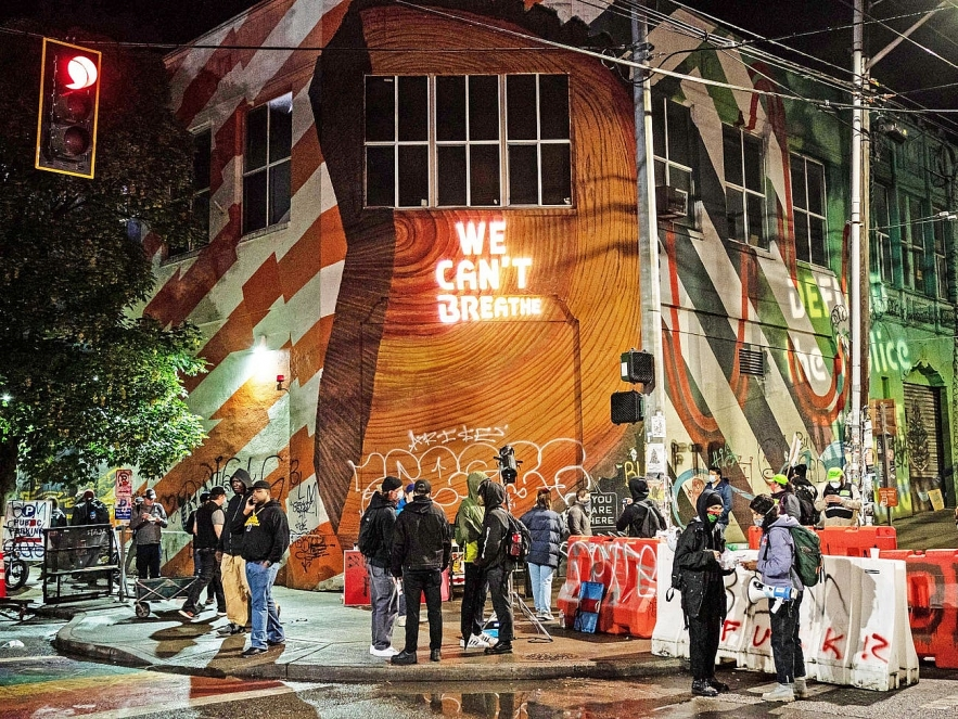 Protests in America update: Protests in Seattle become more aggresive