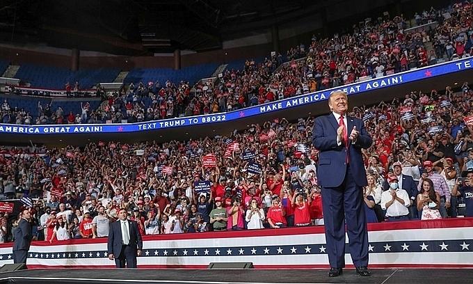 1800 trump rally