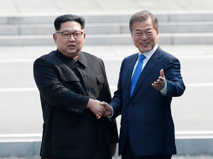 3955 inter korean summit