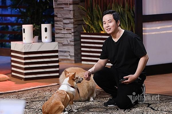 Vietnamese CEO initiates interactive pet cameras in the heart of America