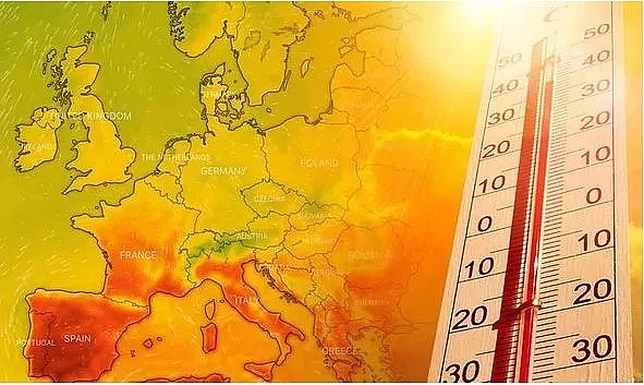 UK and Europe weather forecast latest, July 11: Scorching 37C heat burns leading to a bright and sunny weekend