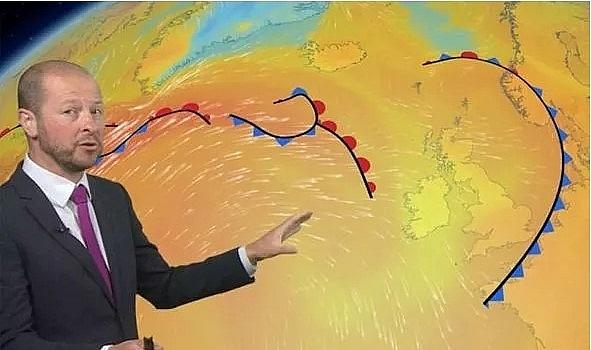uk and europe weather forecast july 14 heavy rain before heatwave bounces back