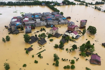 wartime mode kicks off in chinas jiangxi province to face flood catastrophe