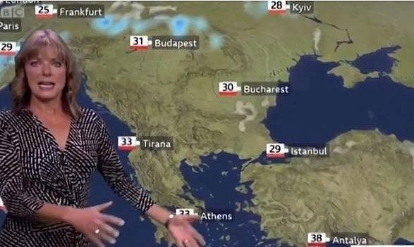 uk and europe weather forecast latest july 22 week long 30c heatwave