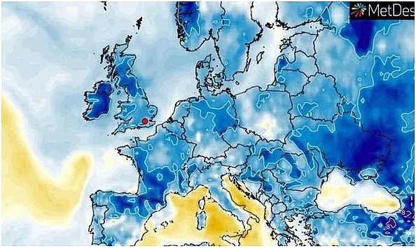uk and europe weather forecast latest august 5 scorching to bake britain with the high 30s temperatures