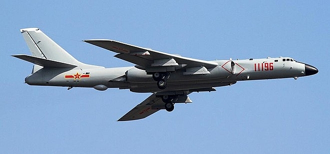 new evidence cast doubt on china to deploy bombers along the disputed border with india