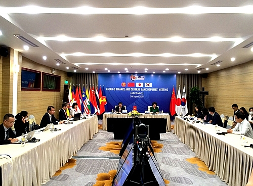 Significant milestone in the ASEAN+3 financial cooperation progress in 2020