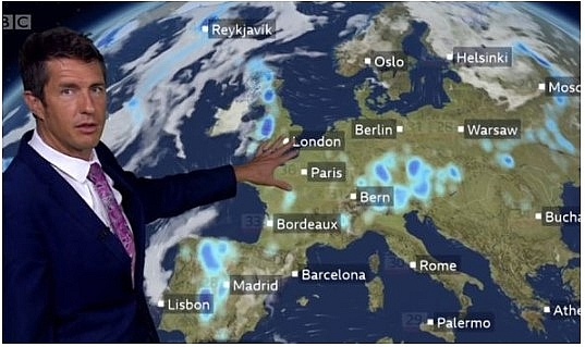 uk and europe weather forecast latest august 12 thunderstorms to rock many areas cross the uk