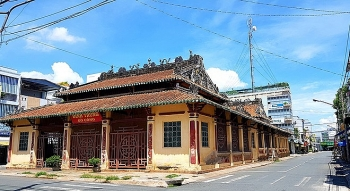 heading to the south and exploring beauty of go cong town