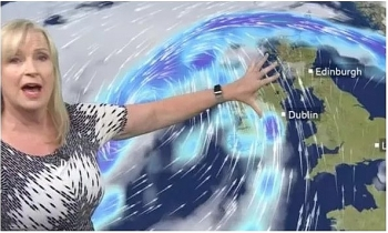 uk and europe weather forecast latest august 21 exact times prediction when storm ellen hit the uk